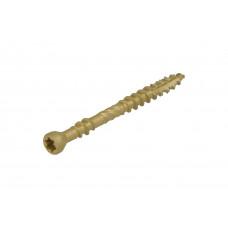 DYNAPLUS VLONDERSCHROEF AR-COATING TORX 5.0 X 60/35 (200 ST.)