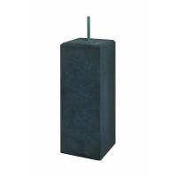 BETONPOER 58 CM ANTRACIET 150X150 / 170X170 DRAADEIND M16 + MONTAGEPL