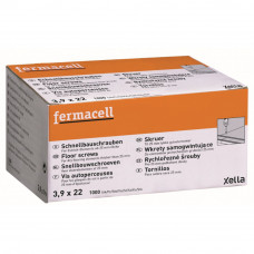 FERMACELL ESTRICH SCHROEVEN 3,9 X 22 MM A 1000 ST