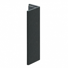 EINDPROFIEL 17MM KERALIT MONUMENTENGROEN CLASSIC NERF L= 4000 MM